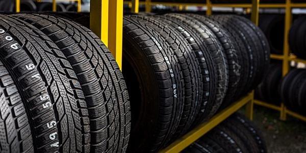 Vendita di pneumatici delle migliori marche